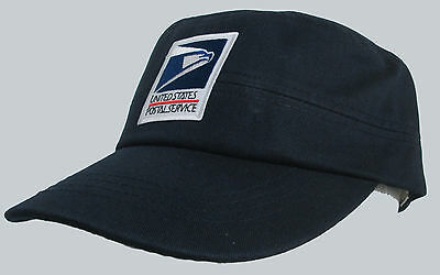 USPS POSTAL SERVICE Fitted Cadet Cap Hat -  15.95  6cf44282cce