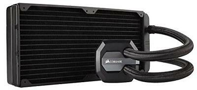 Corsair Hydro Series H100i v2 Extreme Performance Liquid CPU Cooler CW-9060025-W