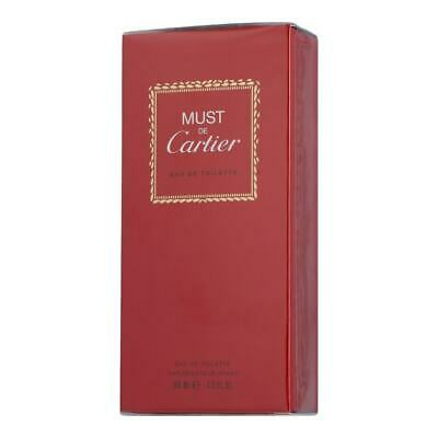 Cartier Must de Cartier ★ EDT Eau de Toilette 100ml NEU&OVP