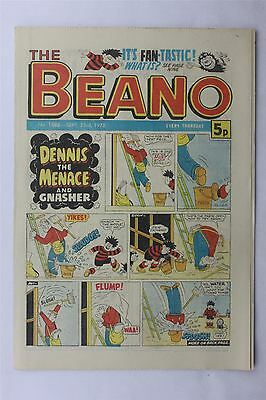 The Beano #1888 Sep 23rd 1978 FN Vintage Comic Bronze Age Dennis The Menace
