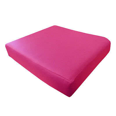 Wheelchair Seat Cushion | Removable cover | Posture Support / Pink RRP £29.99