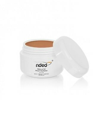 Gel cover nded 15ml peach skin gel uv camuflaje viscosidad media ref:5540