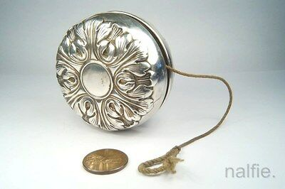 ANTIQUE STERLING SILVER YO YO by GORHAM c1930