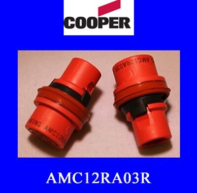 AMC12RA03R (100pcs) - Cooper Interconnect AMC Connector Series
