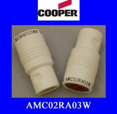 AMC02RA03W (100pcs) - Cooper Interconnect AMC Connector Series