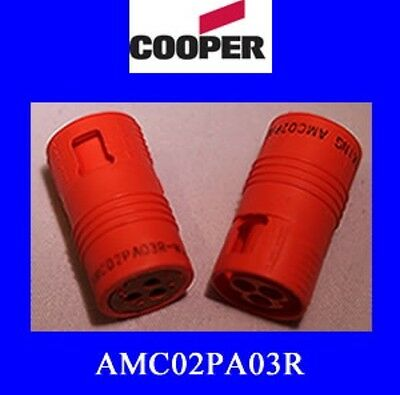 AMC02PA03R (100pcs) - Cooper Interconnect AMC Connector Series