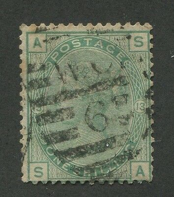 Great Britain #64 Used