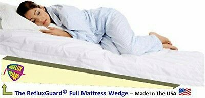 Bed Wedge For Acid Reflux, Full Width Under Mattress Wedge - Gerd Treatment