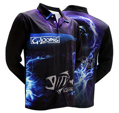 G.Loomis Lightning Sublimated Shirt