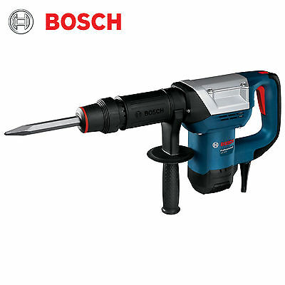 Bosch GSH 5X Plus Professional Demolition Hammer with Hex 6.8J 2750bpm 1025W