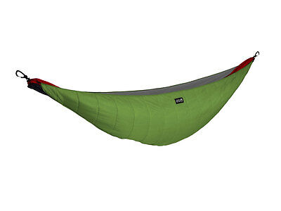 ENO Ember UnderQuilt for Eagles Nest Outfitters Hammocks - Lime/Charcoal