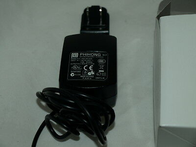 Phihong  Power Supply AC DC OUT 5V 3A  Wall Adapter PSA15R-050P Ships Worldwide