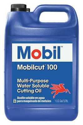 MOBIL 103477 Cutting Oil, 1 gal, Can