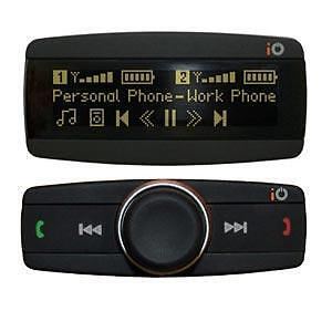 IOPLAY2 Bluetooth Handsfree Car Kit and Audio Streaming