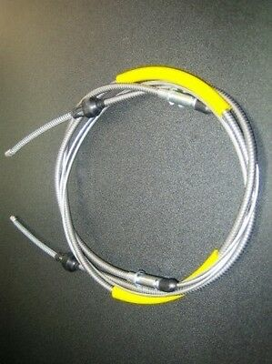 Ford Xy Xw Rear Hand Brake Cable New Concourse Suit Gt Gs
