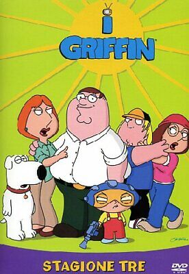 I Griffin - Stagione 3 [3 Dvd] 20TH CENTURY FOX