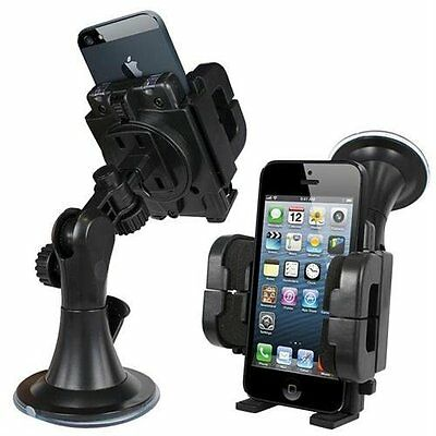 Universal Car Holder Windscreen Suction Mount Cradle Stand for Samsung Galaxy J5