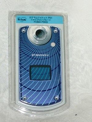 Docomo Foma P900i Faceplate Cover Cell Phone Japan Q
