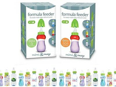 Tommee Tippee Closer to Nature Bottle Teats - Variable Flow 4 Teats 0m+