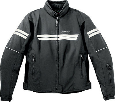 Spidi Jk Tex Ladies Jacket Black/ice X