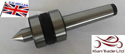 Precision Live Rolling Center MT5 Lathe Turning Revolving Morse Taper Bearing
