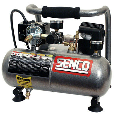 1 Gallon 1/2 HP Electric Mini Compressor Senco PC1010 New