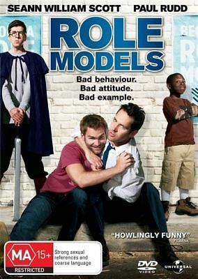 Role Models Region 4 DVD in Very Good Condition