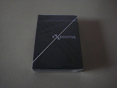 Executive Deck Of Playing Cards By Ellusionist Bicycle Magic Tricks Poker Size