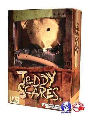 Limited Edition Teddy Scares Collectors Edition - Redmond Gore 12in NEW !!!!