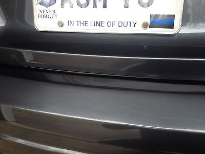 Thin blue line decal Law Police Sheriff Correction