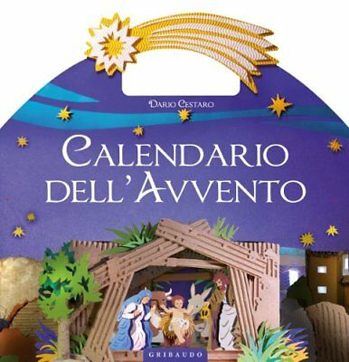 Calendario dell'Avvento. Libro pop-up - Dario Cestaro - Copertina (p7p)