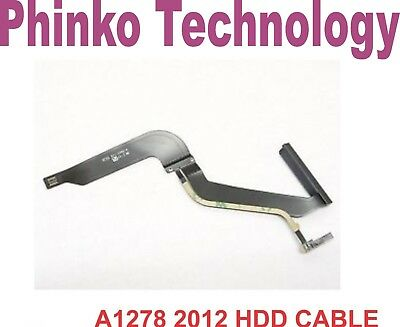 """OEM Hard Drvie Cable Fits MacBook Pro Unibody 13"""" A1278 2012 HDD 821-1480-A"""