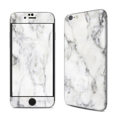 iPhone 6/6S Skin - White Marble - Sticker Decal - Apple - 4.7in