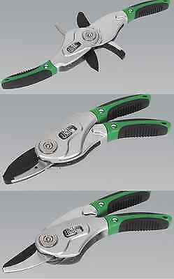 SEALEY Secateurs Bypass / Anvil Dual Action RRP £22.95 !!!  Free Postage
