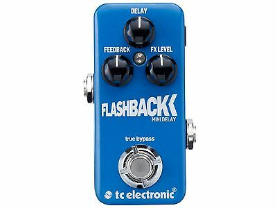 Tc Electronic Flashback Mini Delay Effetto Delay A Pedale Con Toneprint