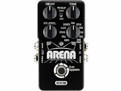 Tc Electronic Arena Reverb Effetto Riverbero A Pedale