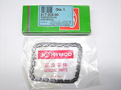NEU Kymco / Malaguti OIL PUMP Drive CHAIN / CHAIN OIL PUMP - OEM 51700500