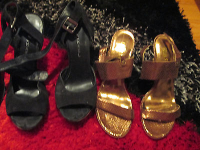 womens shoes lot 6.5 and 7.5  michael  and colin stuart