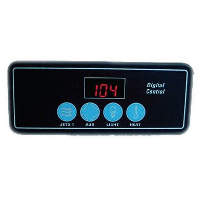 Replacement Spa Top Side controller 1-628B-S