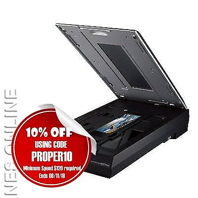 Epson Perfection V550 High Quality Photo Film Slide A4 Color Scanner B11B210401
