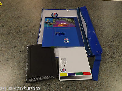 PADI  Digital Underwater Photography course pack  #70092