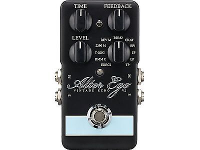 Tc Electronic Alter Ego 2 Vintage Echo Effetto Vintage Echo + Looper A Pedale