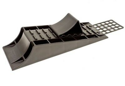 Level Ramp Set 3 Parts Standard Wheel Leveller Access Aid and Wheel Chock 4603A