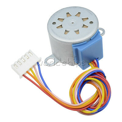 28BYJ-48 Valve Gear Stepper Motor DC 12V 4 Phase Step Motor Arduino top