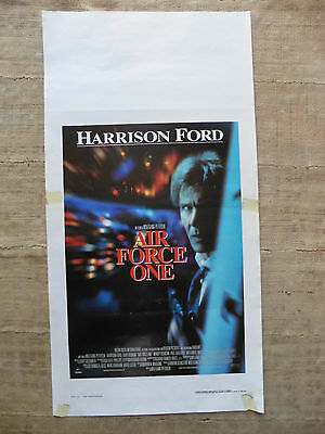 Locandina Air Force One - Harrison Ford