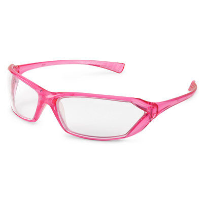 Gateway Safety Metro Glasses - Pink - Clear Lens