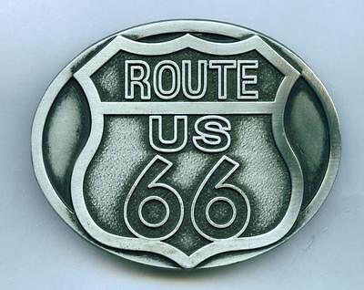 Gürtelschnalle Buckle ROUTE 66 USA  US Highway