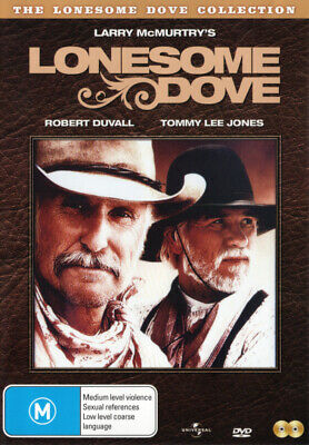 The Lonesome Dove Collection DVD R4 Brand New!