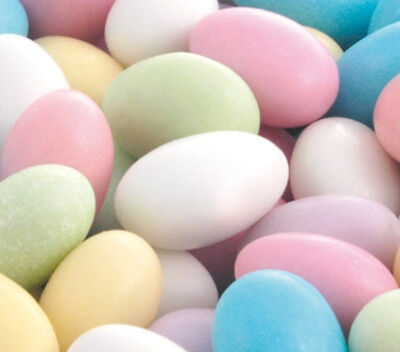 2Kg Assorted Colours Sugar Coated Almonds-Wedding Favours Baby Shower Parties