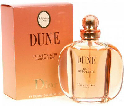 Dior Dune EdT for Women by Christian Dior, 100mL Spray